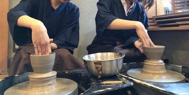 コロナ禍の出会い-陶芸